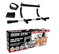 Дверной турник для дома Iron Gym Xtreme
