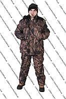 Костюм зимний для охоты и рыбалки Дуб Коричневый  -25С