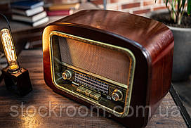 "Радиоприемник в ретро стиле Daklin RP 050A ""Европа"""