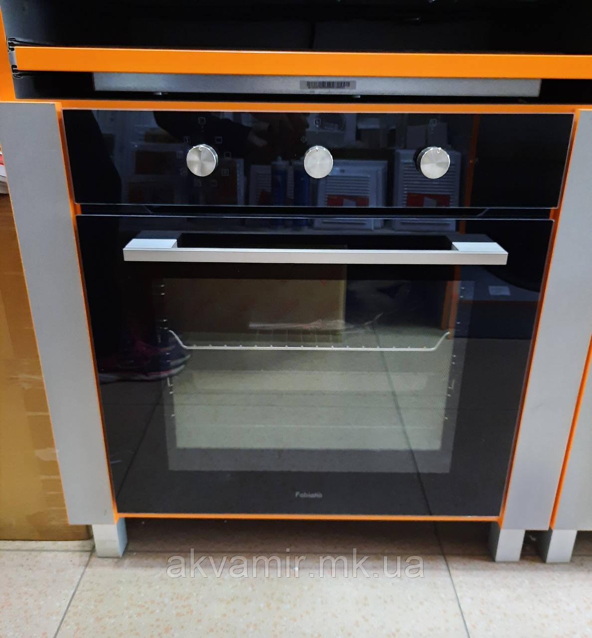 Духовой шкаф Fabiano FBO 21 Black (черный) электрический