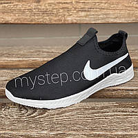 Кросівки чоловічі чорні Bromen H-11, фото 1