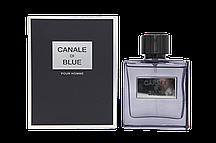Парфюмированная вода для мужчин Canale de Blue  100 ml