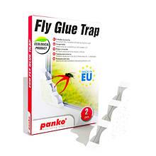 Ловушка клеевая от мух, комаров, мошек на окно (2 шт.), Panko