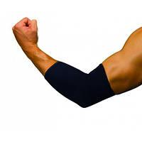 Налокітники (захист для ліктів) тканинні для фітнесу і тренувань Profi (MS 2835)