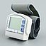 Тонометр автоматический UKC Цифровой на Запястье прибор для Измерения Давления артериального Пульсометр, фото 5