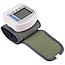 Тонометр автоматичний UKC Цифрової на Зап'ясті прилад для Вимірювання артеріального Тиску Пульсометр, фото 7