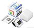 Тонометр автоматичний UKC Цифрової на Зап'ясті прилад для Вимірювання артеріального Тиску Пульсометр, фото 2