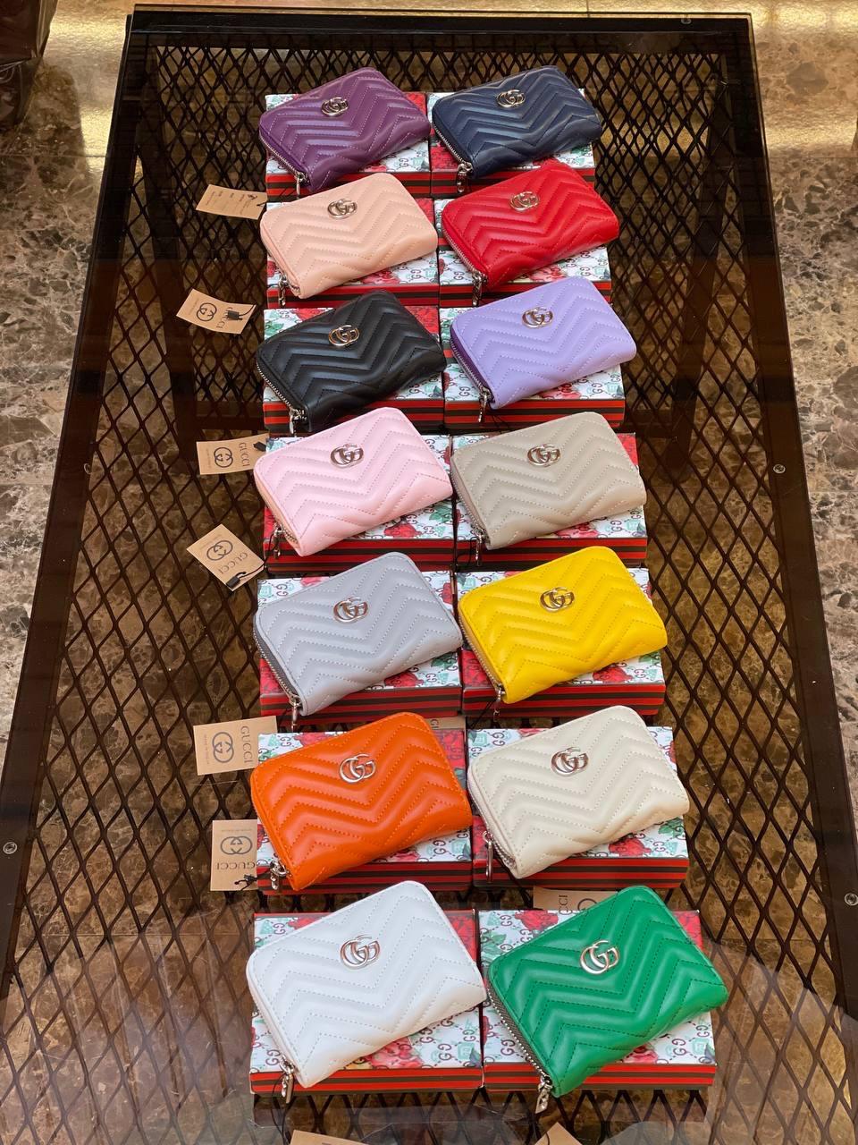 Жіночі гаманці Chanel (люкс копія)