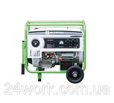 Бензиновый генератор Элпром ЭБГ-5500 Е (5,5 кВт)
