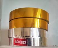 Лента металик золото (код 01885)