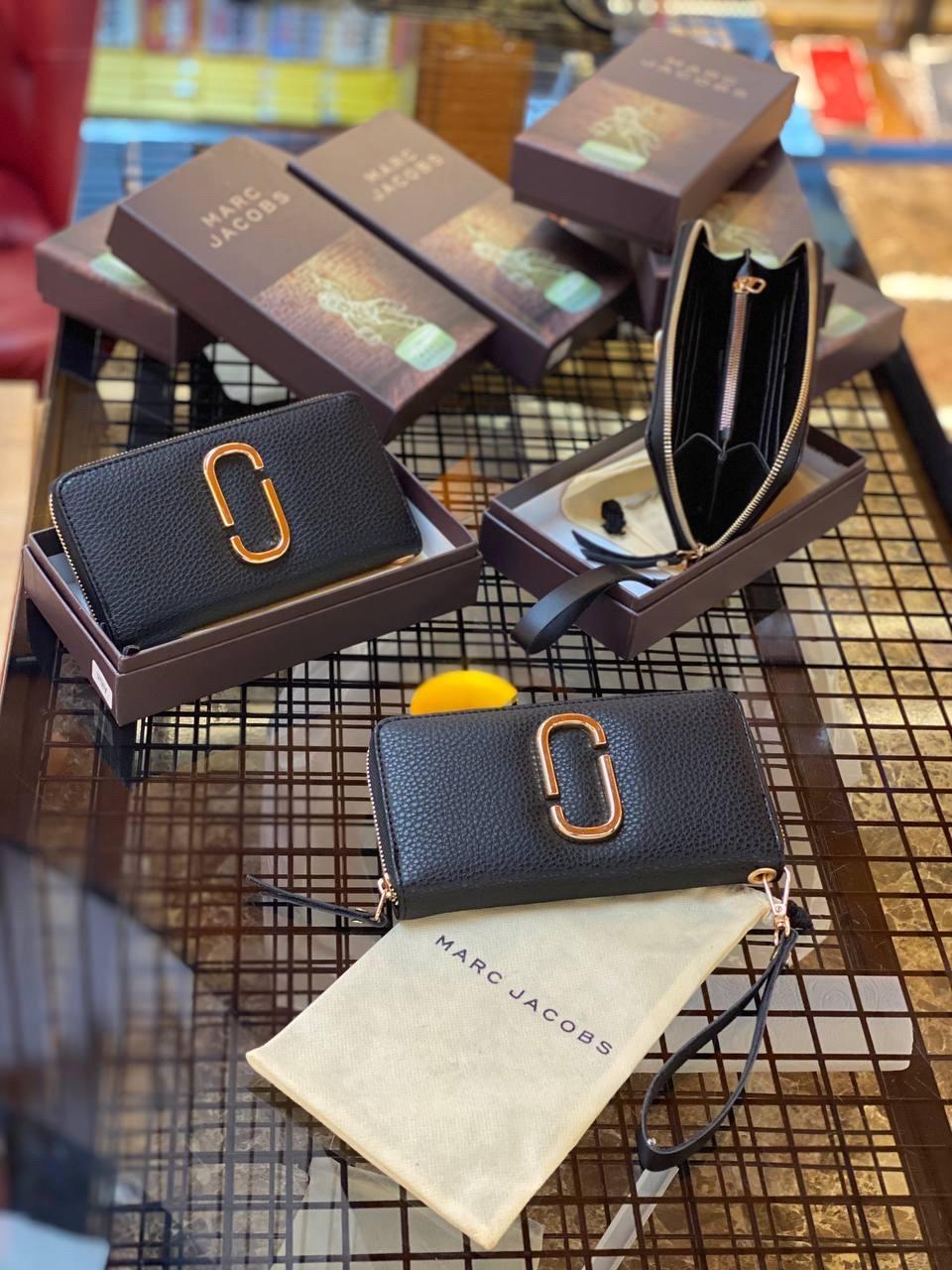 Жіночі гаманці Marc Jacobs (люкс копія)