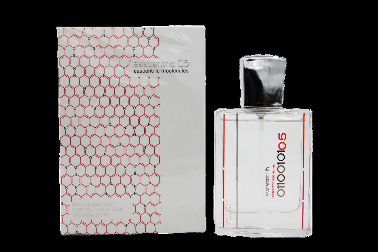 Парфюмированная вода для женщин Essentric №5 W 100 ml