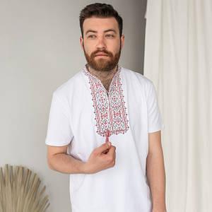 Чоловічі вишиті футболки