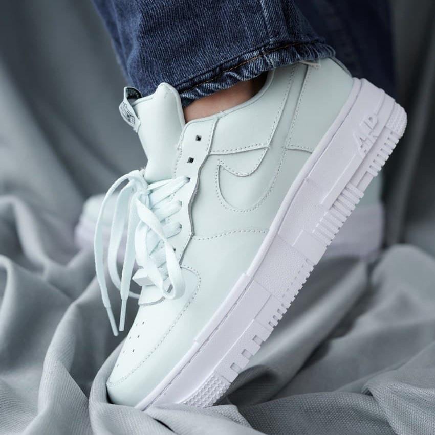 Nike Air Force Pixel Mint
