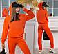 """Женский спортивный костюм 791 """"Капюшон Кенгуру"""" в расцветках, фото 2"""