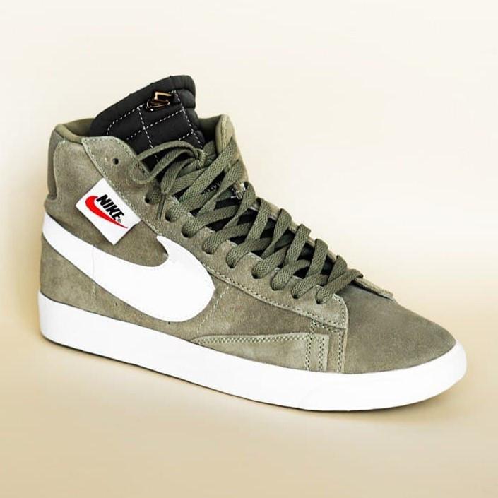 Nike Blazzer Olive