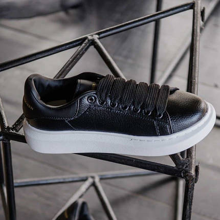 Alexander McQueen, Black 42 (26.5 див.), фото 2