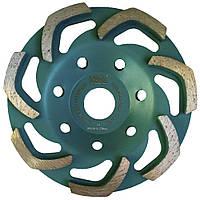 Алмазная чашка (фреза) по бетону Kona Flex 125 x 22,23 L-Segment