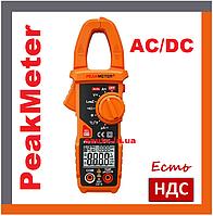 PeakMeter PM2118S. Мультиметр с токовыми, токоизмерительными клещами, клещи токовые