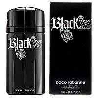 Туалетная вода Paco Rabanne Black XS for Him для мужчин - edt 100 ml