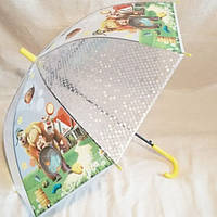 Зонт детский Медведи соседи 47-EVA-3D (6930012022322)