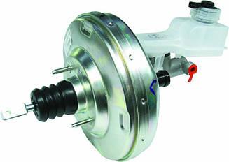 Усилитель тормозов вакуумный ВАЗ 1117-19 / 2170-72 / 2190-94 с ГТЦ, бачком и датчиком