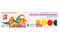 Акварель 6 кольорів Луч Міні медова 19С1246-08