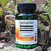 Вітамін Swanson Biotin Біотин 5000 мкг 100 капсул, фото 2