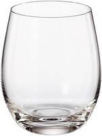 Набір склянок для віскі 410 мл 6 пр Bohemia Pollo (Mergus) b2S180-00000