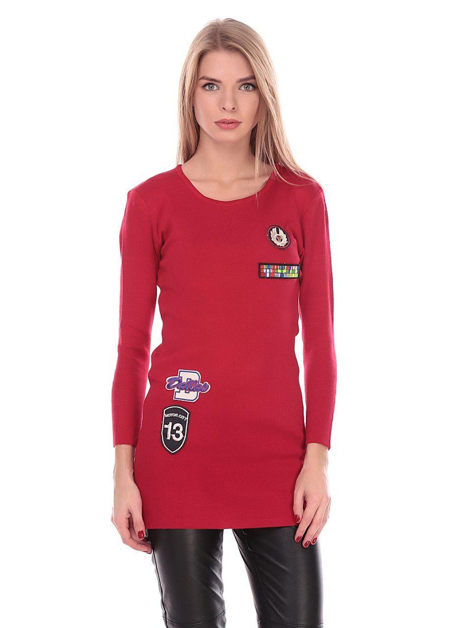 88b70568ec4 Молодежная туника с длинным рукавом - Оптово - розничный магазин одежды