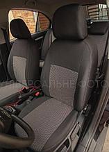 Авточохли для Mazda 6 2019 - Чохли на сидіння Мазда 6 з 2019 р. в. (sedan) EMC Elegant