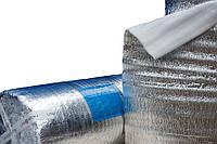 Изоляция из газонаполненного полиэтилена Алюфом НПЕ толщина 8 мм Тип Б (двухстороннее фольгирование)
