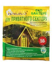 Био-деструктор для частного сектора Kalius 50 г