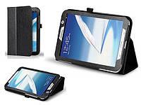 Черный чехол для Samsung Galaxy Note 8.0 N5100/N5113 из синтетической кожи