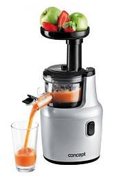 Шнекова соковижималка для овочів і фруктів Concept LO7110