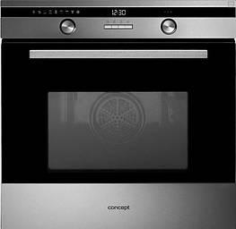 Электрическая многофункциональная встраиваемая духовка Concept ETV7360ss