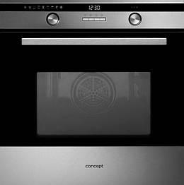 Электрическая многофункциональная встраиваемая духовка Concept ETV7460ss