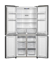Двухкамерный холодильник Concept LA8783bc Quattro черный