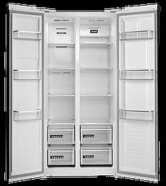 Холодильник с морозильной камерой CONCEPT LA7383wh SIDE BY SIDE