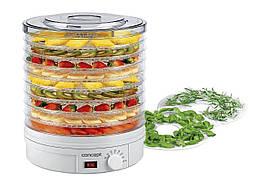 Сушарка для овочів і фруктів Concept SO-1020