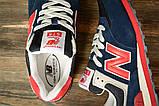 Кроссовки мужские 16856, New Balance 574, темно-синие [ 45 ] р.(45-29,0см), фото 5