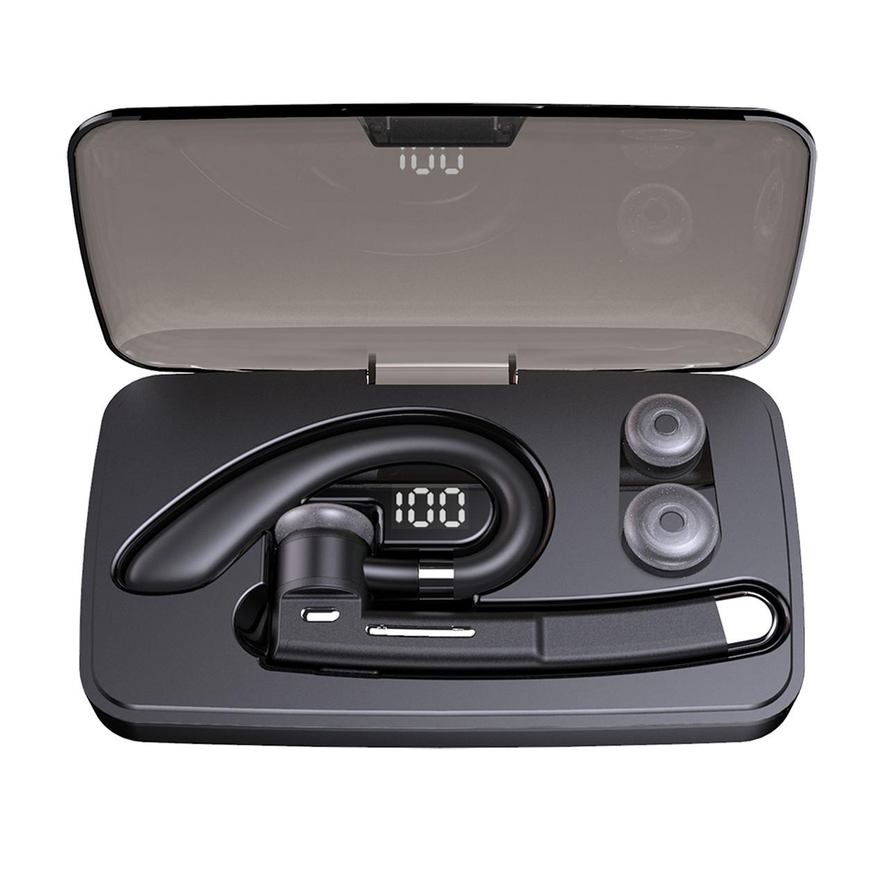 Bluetooth гарнітура SYLLABLE YYK-520 black