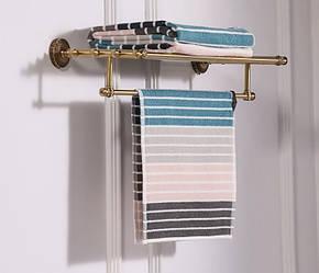 Вешалка для полотенец в ванную комнату. Модель RD-54244