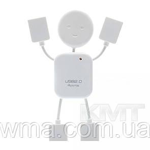 HUB USB 2.0 (4 портовый) MEN