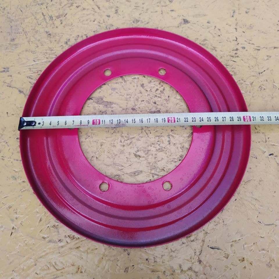 Кожух защитный цилиндра ротора косилки Z-169 (крышка 6 отв.) 8245-036-010-365