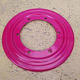 Кожух защитный цилиндра ротора косилки Z-169 (крышка 6 отв.) 8245-036-010-365, фото 3