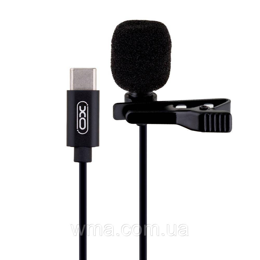 Микрофон для телефона XO MKF02 For Type-C Цвет Чёрный