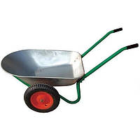 Тачка Verdi 2-колес 78л 130 кг садов- строительная