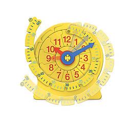 Навчальний годинник зі знімними панелями