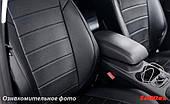 Чохли салону Volkswagen Tiguan Trend 2017 - Еко-шкіра /чорні